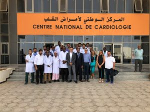 Intervento sanitario in Mauritania